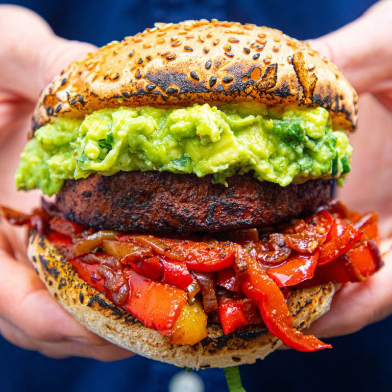 mexican-style-meatless-burger