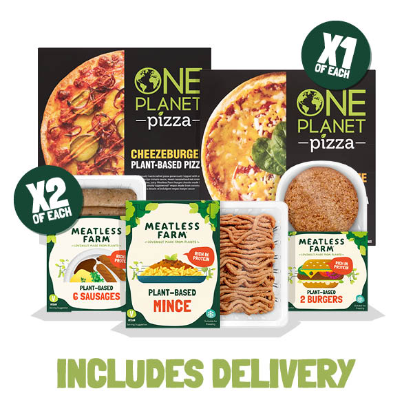 Mega Meatless Combo Bundle - Meatless Farm Shop